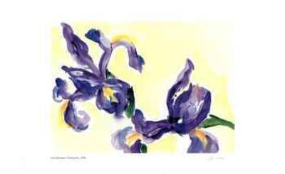 Floating Iris-Lynn Donoghue-Limited Edition