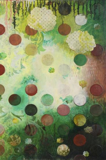 Floating Jade Garden II-Heather Robinson-Art Print
