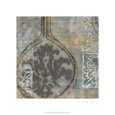 Floating Patterns I-Jennifer Goldberger-Limited Edition