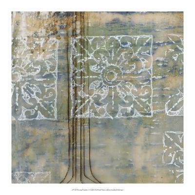 Floating Patterns II-Jennifer Goldberger-Premium Giclee Print