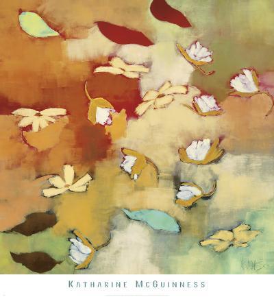 Floating World I-Katharine McGuinness-Art Print