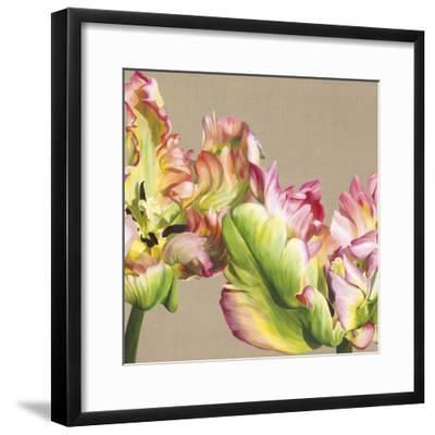 Flock - Detail I-Sarah Caswell-Framed Giclee Print