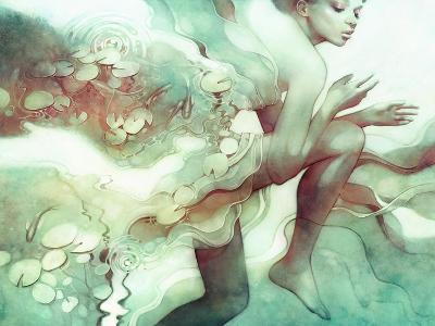 Flood-Anna Dittman-Art Print