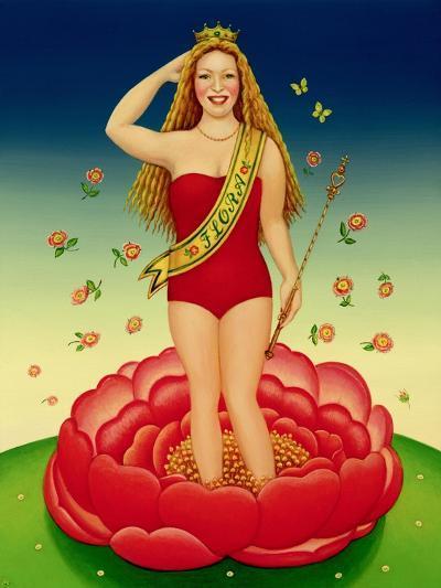 Flora, 2000-Frances Broomfield-Giclee Print