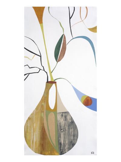 Flora Botanica II-Mary Calkins-Premium Giclee Print