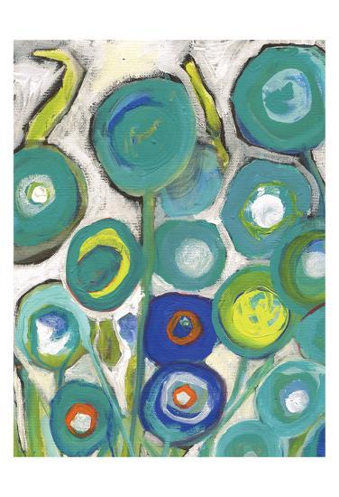 Flora Discs A1-Smith Haynes-Art Print