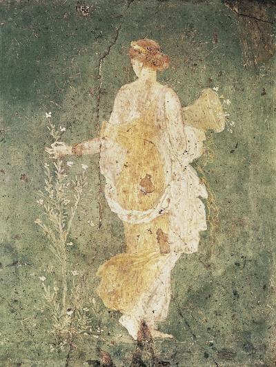 Flora, Goddess of Spring--Art Print