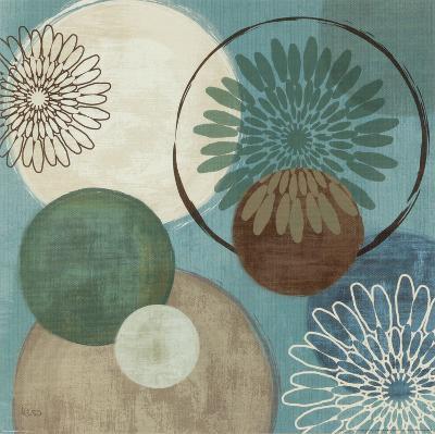 Flora Mood I-Veronique Charron-Art Print