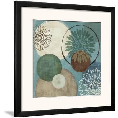 Flora Mood I-Veronique Charron-Framed Art Print