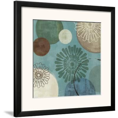 Flora Mood II-Veronique Charron-Framed Art Print