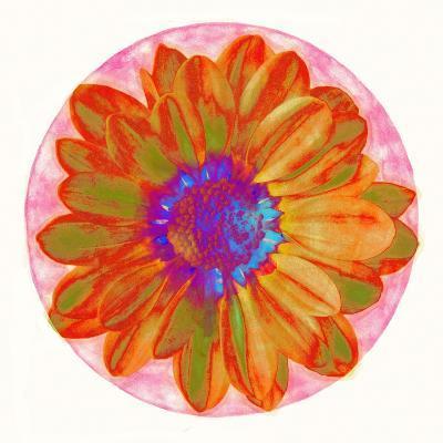 Flora Orb III-Ricki Mountain-Art Print