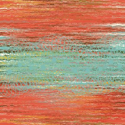 Flora Waltz II-Ricki Mountain-Art Print