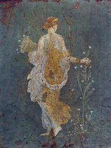 Flora with a Cornucopia