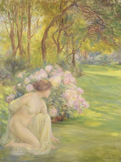 Flora-Clementine-helene Dufau-Giclee Print