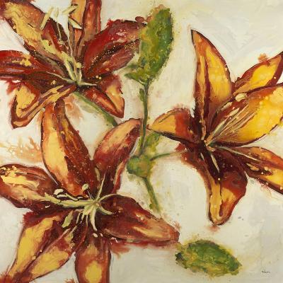 Floral Abstract-Randy Hibberd-Art Print