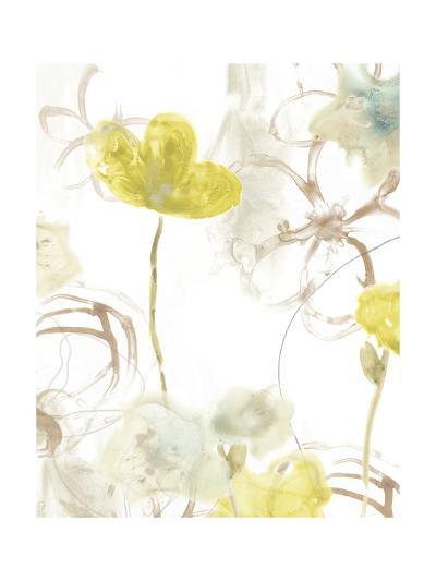 Floral Arc II-June Vess-Art Print