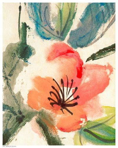 Floral Beauty--Art Print