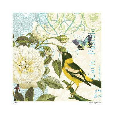 Floral Bliss III-Paula Scaletta-Giclee Print