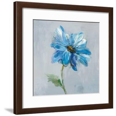 Floral Bloom I v2-Danhui Nai-Framed Art Print