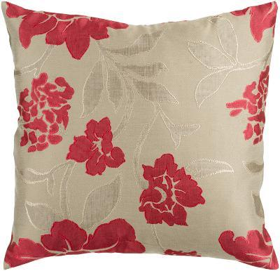 Floral Blossom Down Fill Pillow--Home Accessories