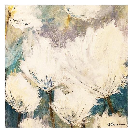 Floral Blowout-Victoria Brown-Art Print