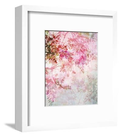 Floral Border--Framed Art Print