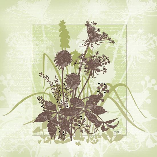 Floral Bouquet-Bee Sturgis-Art Print