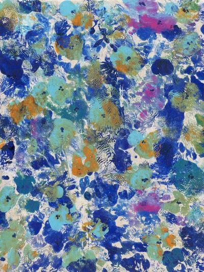Floral Bright II--Art Print