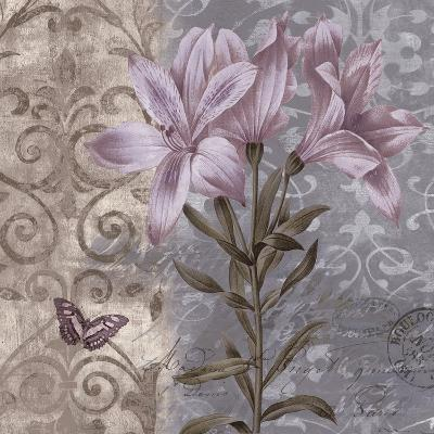 Floral Butterfly II-Emma Hill-Giclee Print