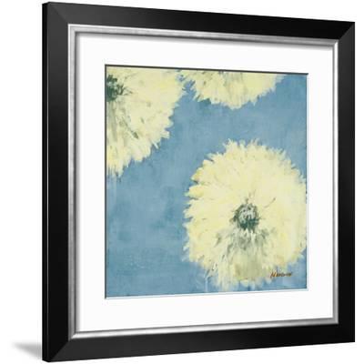 Floral Cache I-Julianne Marcoux-Framed Art Print