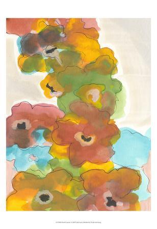 Floral Cascade I-Jodi Fuchs-Art Print