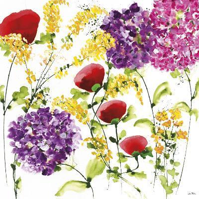 Floral Celebration II-Jean Picton-Art Print