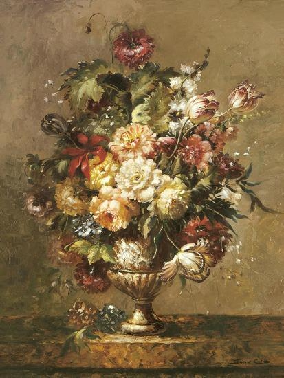 Floral Decadence-John Cho-Premium Giclee Print