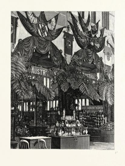 Floral Decoration of the Austrian Courts--Giclee Print