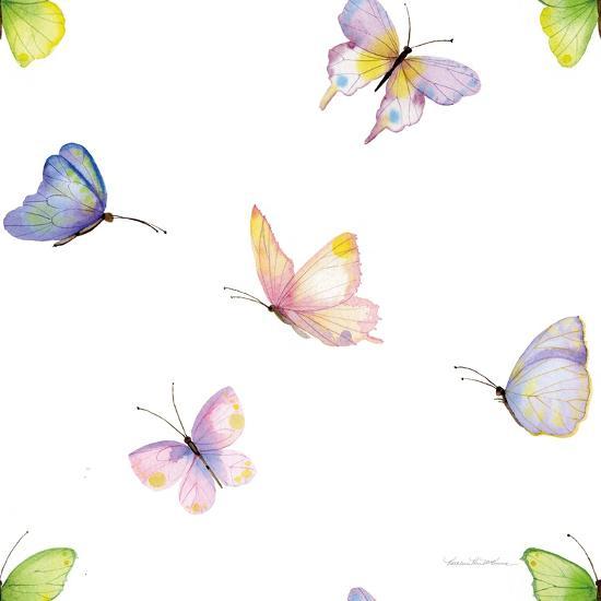 Floral Delight Pattern II-Kathleen Parr McKenna-Art Print