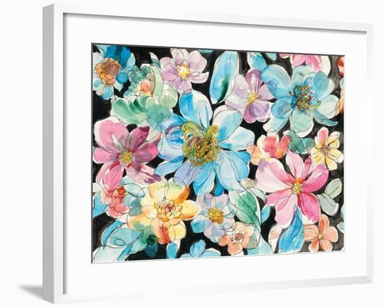 Floral Delight-Danhui Nai-Framed Art Print