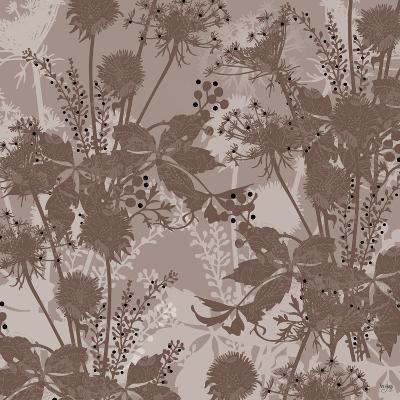 Floral Dusk-Bee Sturgis-Art Print