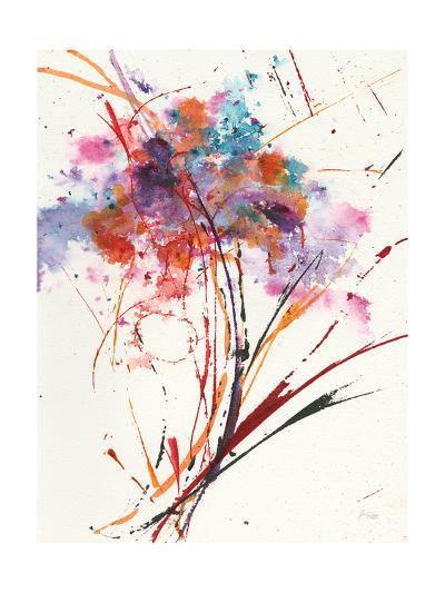 Floral Explosion I-Jan Griggs-Art Print
