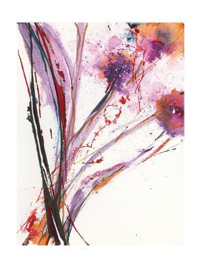 Floral Explosion III-Jan Griggs-Art Print