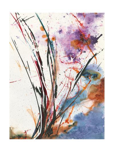 Floral Explosion IV-Jan Griggs-Art Print