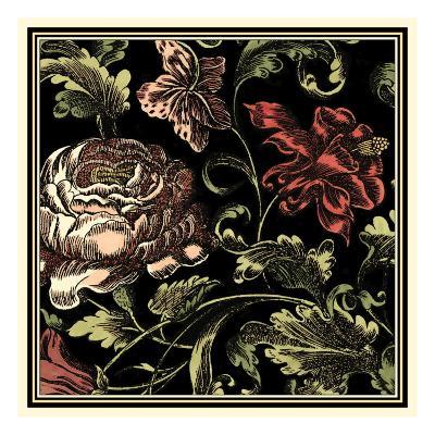 Floral Fancy I-Vision Studio-Art Print