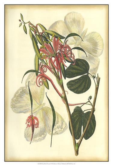Floral Fantasia I--Art Print