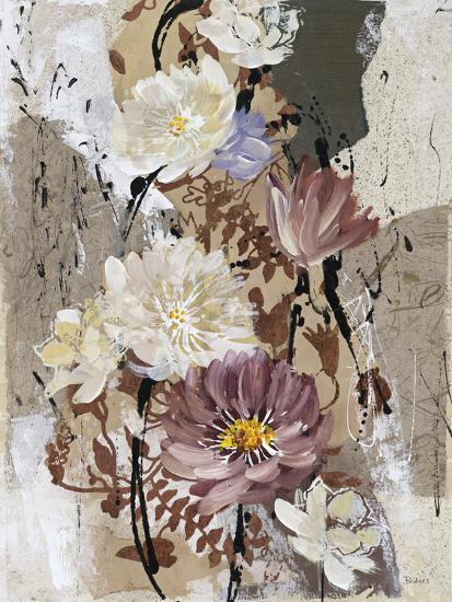 Floral Flair II-Bridges-Giclee Print
