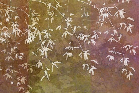 Floral Flurry Bronze-Cora Niele-Photographic Print