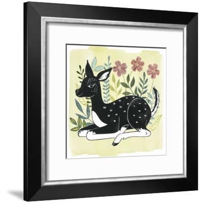 Floral Forester II--Framed Art Print
