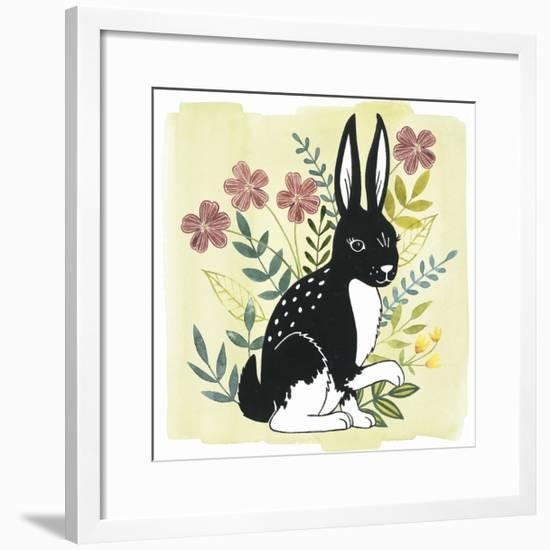 Floral Forester IV--Framed Art Print