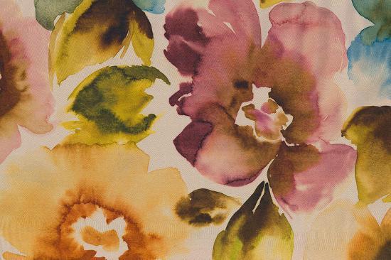 Floral Fusion III-Tanuki-Giclee Print