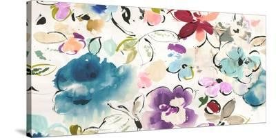 Floral Galore-Kelly Parr-Stretched Canvas Print