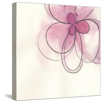 Floral Gesture I-June Vess-Stretched Canvas Print