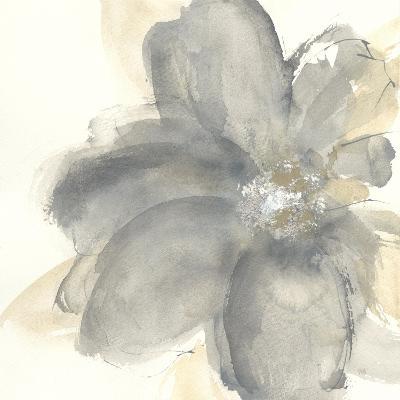 Floral Gray I-Chris Paschke-Art Print